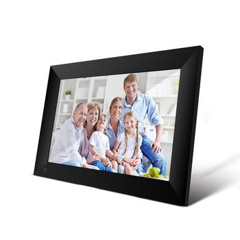 EU US P100 WiFi cyfrowa ramka na zdjęcia 10 1 #8222 16GB inteligentna elektronika ramka na zdjęcia APP Control ekran dotykowy 800 #215 1280 IPS Panel LCD tanie i dobre opinie docooler 1280x800 Other 16 MB i Poniżej Touch Screen