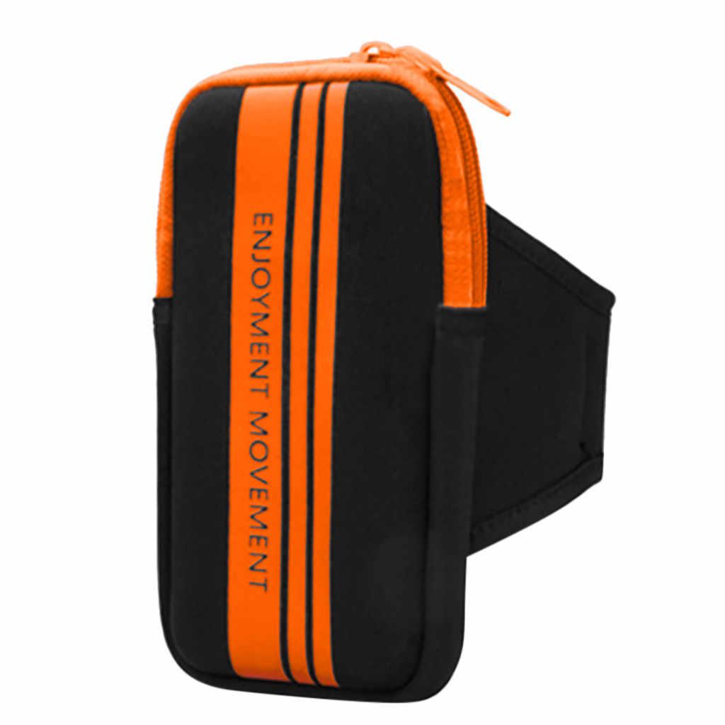 Sport Running Armband Bag Case Cover Running Armband Universal Waterproof Sport Phone Holder Outdoor Sport Phone Arm