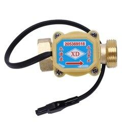 """26mm 3/4 """"PT złącze gwintowe 120W pompa przełącznik czujnika przepływu wody w Czujniki przepływu od Narzędzia na"""