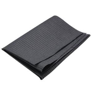 Image 5 - 125PCS/Pack Disposable Tattoo Wipes Scarf Black Cleaning Piercing Bibs Waterproof Sheets Paper For Dental Tattoo Accessories
