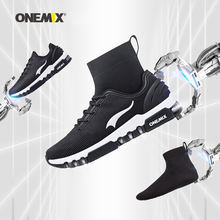 Neue onemix winter laufschuhe für männer wanderschuhe im freien turnschuhe winter schuhe Jogging Turnschuhe Komfortable Laufschuhe