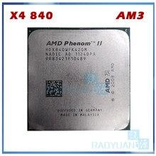 Amd phenom ii x4 840 2m 3.2g soquete am3 938-pin desktop cpu X4-840 hdx840wfk42gm desktop