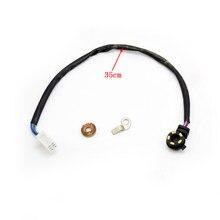 5 pinos de posição da engrenagem sensor interruptor indicador transmissão 5 fio para jd100 chinês ir kart atv quad 4 wheeler sujeira pit bicicleta buggy