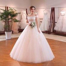 Robe de Cocktail réel chérie robe courte 2020 nouveau été mariée Main de mariage grande taille coréen Simple avec