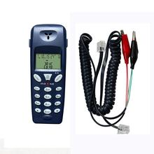 Network-Cable-Set Test-Device Telecom-Tool Phone-Butt-Test-Tester Telephone Check FOR