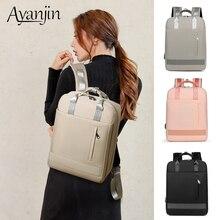 USB Charging Women Backpack For font b Macbook b font Air 13 Case Laptop Bag 15