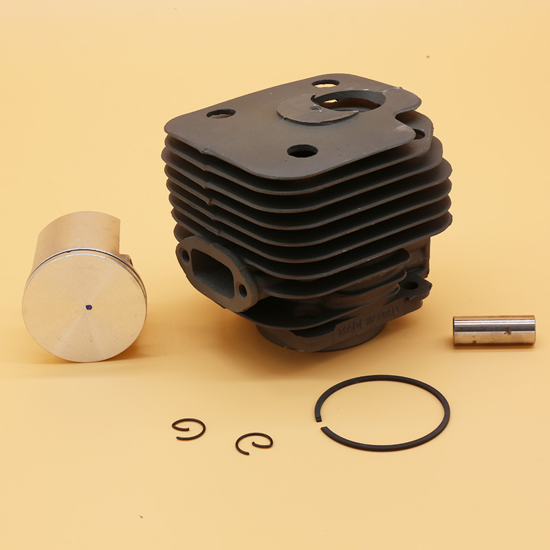 Chainsaw For HUSQVARNA Parts Fit Motor Amp 52MM 50MM 268 Engine Piston Cylinder  Kit 272