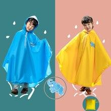 Raincoat Waterproof Poncho Kocotree Girls Children Baby Boys Kids Cartoon for Kindergarten