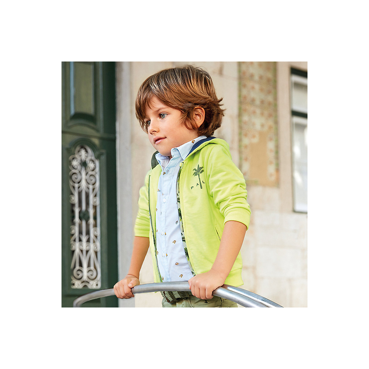 Фото - MAYORAL Hoodies & Sweatshirts 10681362 pullover jumper for boys and girls clothes children's sweatshirt Polyester Boys mayoral sweaters 10692403 pullover jumper for boys and girls jackets boys