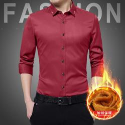 New 2019 Autumn Cotton Dress Shirts maa1 High Quality Mens Casual Shirt,Casual Men Shirts A9A22-1-19