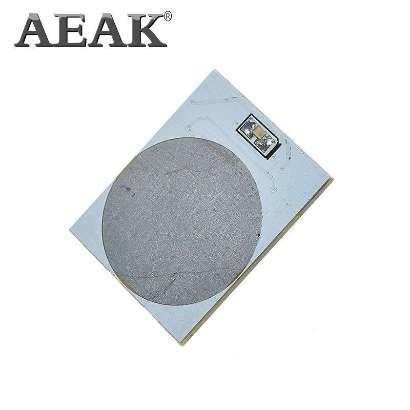 Сенсорная кнопка сенсорного переключателя AEAK, цветсветодиодный светодиодная RGB-панель переключения, модуль чувствительности, для самостоя...