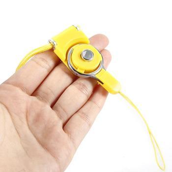 Pasek do telefonu komórkowego dla iPhone x smycz na szyję smycz na szyję Squishy smycz do telefonów klucze smycz na szyję wiszący pasek naszyjnik telefonu tanie i dobre opinie CN (pochodzenie) Phone Straps APP 50CM