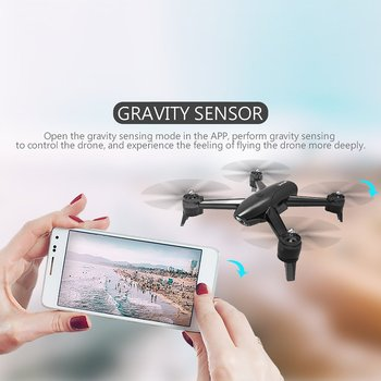 Dual Camera SG106 Drone 4k HD camera 2.4G FPV WiFi Wide-angle Camera Gravity Sensing Real-Time Transmission