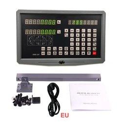 Codificador/Sensor/regla lineal, rejilla de escala de 2 ejes/3 ejes Dro Digital, unidad de visualización de lectura para fresadora, torno, SNS-2V