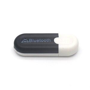 Image 2 - Blutooth 4.0 música receptor de áudio estéreo sem fio 3.5mm jack bluetooth usb a2dp adaptador dongle para carro aux android/ios atacado