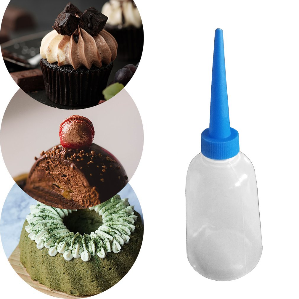 Dispensing Sample-Bottle Milliliter Sub-Packed Pointed Squeeze Soft 1pc/10pcs