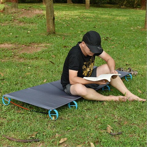 yingtouman camas de berco cama dobravel cama dobravel ultraleve barraca de acampamento ao ar livre