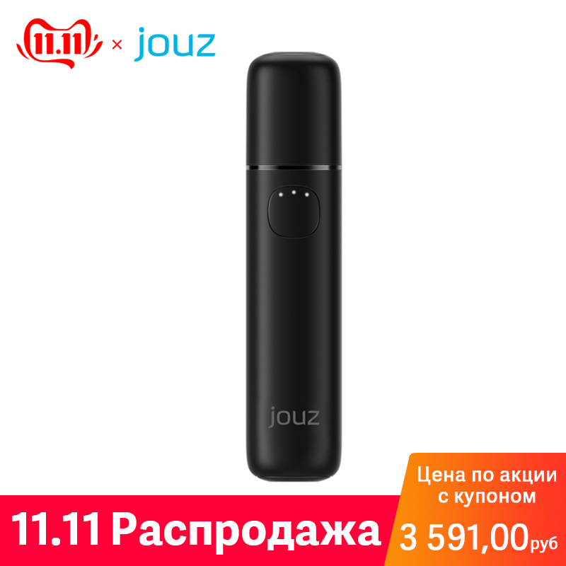 Jouz 20 Charged Electronic Cigarette Vape Up To 20 Continuous Smokable Compatibility With IQOS Stick
