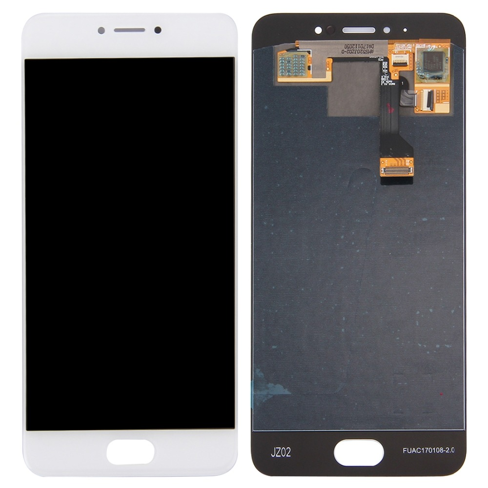 100% Original For Meizu Pro 6s LCD Screen and Digitizer Full Assembly