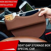 The New Auto Car Seat Gap Pocket Crevice Storage Box Pouch Stowing Tidying Organizer With USB hole Stowing Tidying Automobiles & Motorcycles -