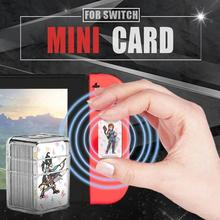 лучшая цена VKTECH 22Pcs NTAG215 NFC Tag Game Cards For amiibo Game the Legend of Zelda Breath of the Wild Mini Card For Nintend Switch NS