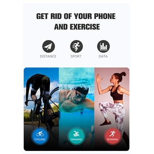 Image 5 - KAIHAI smart watch swimming ip68 music Heart Rate Monitor smartwatch canvas watches cycling gps trajectory for Android iphone