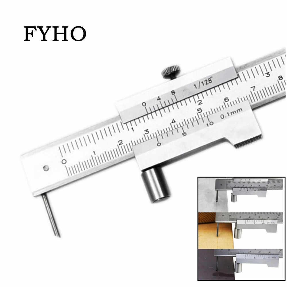 Professional Vernier Caliper Vernier Ruler 0~200mm Vernier Gauge Practical for DIY Hardware DIY Tools