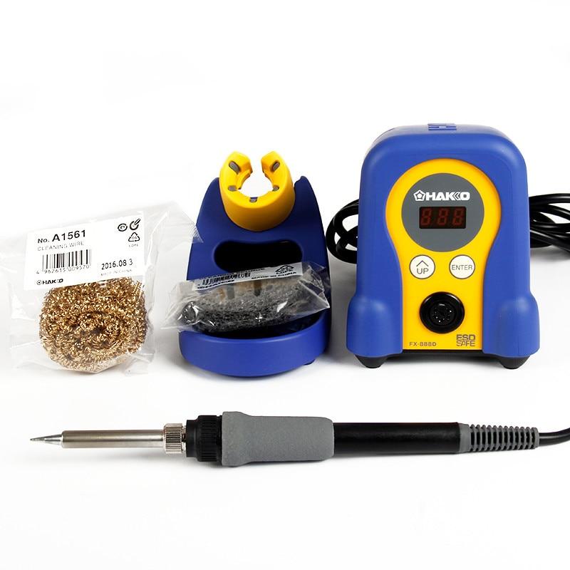 Tools : HAKKO FX-888D Digital ESD Soldering Station 70W Adjustable Temperature High Quality