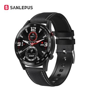 2020 SANLEPUS ECG Smart Watch Bluetooth Call Smartwatch Men Women Sport Fitness Bracelet Clock For Android Apple Xiaomi Huawei 7