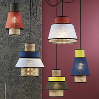 Japanese Modern Rattan Pendant Lights Simple Traditional Art Decor Hanging Lamp Restaurant Dining Room Study Teahouse Bar Cafe