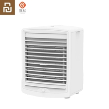 Xiaomi Smart Air Cooling Fan Air Conditioner Human Body Sensor 500ml Water Tank Desktop Air Fan for Office Bedroom with Ice Box