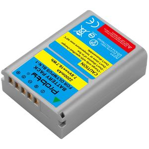 Image 3 - 1pc 2200mAh BLN 1 PS BLN1 Digital Camera Battery For OLYMPUS PS BLN1 BLN 1 Rechargeable Battery for E M5 EM5 OMD OM D
