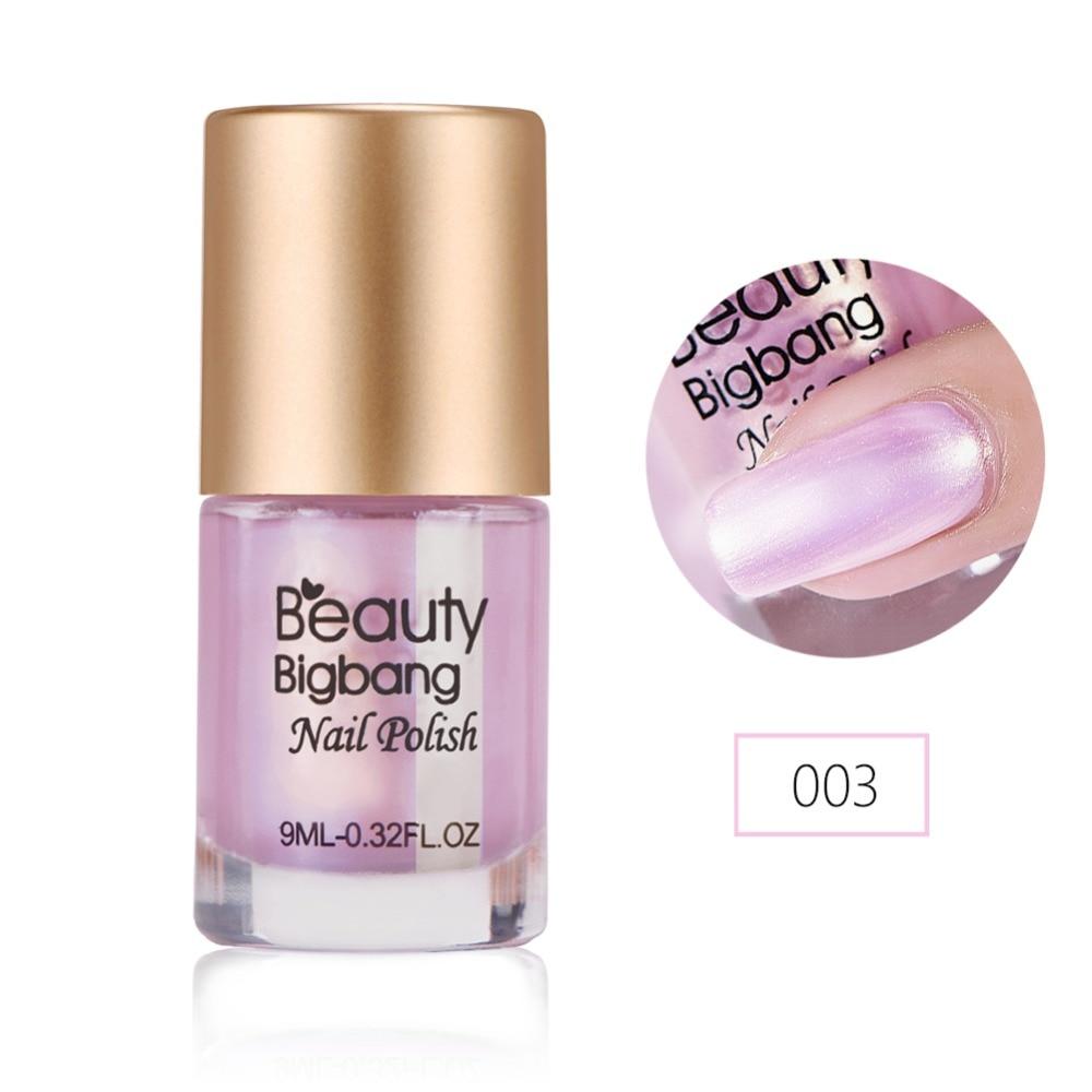 BeautyBigbang 6 Pçs set 8ml Unha Polonês
