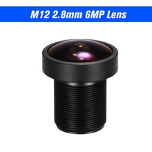 Starlight-Lens Ip-Security-Cameras CCTV Format Aperture MTV 1/2.5--Image M12
