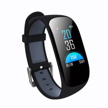 Z17c Smart Band Bracelet Waterproof Blood Oxygen Heart Rate Monitor Pedometer Fitness Tracker Sport Bluetooth Wristband(black) недорого