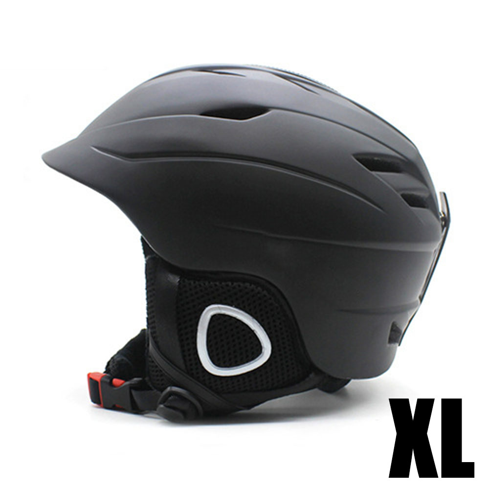 Unisex Ski Helmet Winter Snowboard Cycling Equipment Ultralight Breathable With Integrated Goggle Loop High-quality  Equipment