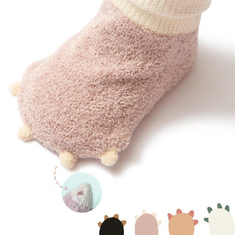 Dinosaur Paw Anti-Slip Socks 5