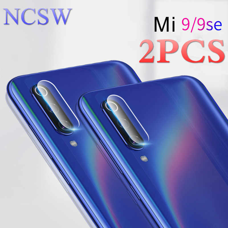 2PCS Protection Film For Xiaomi Redmi K20 Mi9 SE Mi8 8lite S2 Y2 Pocophone F1 Note 4 5A Phone Back Camera Lens Tempered Glass