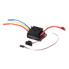 FULL-1: 10 coches Bl3650 3900Kv Motor sin escobillas 60A impermeable sin escobillas Esc para coche 1/10 Rc(China)