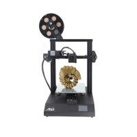 Anet ET4 Pro 3D printer Ultra Silent with TMC2208 Stepper Driver Metal Frame Print size 220*220*250mm Desktop 3d Printer DIY Kit