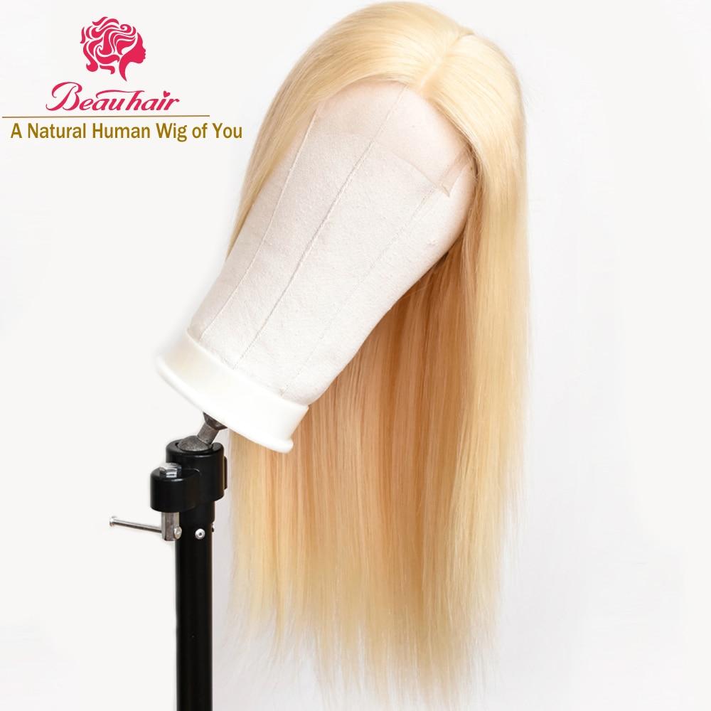 4X4 Lace Closure Wigs 613 Honey blonde lace Closure Human Hair Wigs Remy Brazilian Human Hair 4X4 Lace Closure Wigs #613 Honey blonde lace Closure Human Hair Wigs Remy Brazilian Human Hair 10-24inch Hair Wigs Beauty Wigs