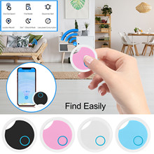 Dog Cat Mini Tracking Positioning  Waterproof Device Tool Pet GPS Locator Wireless Positioning Wallet Pet Key Auto Accessories