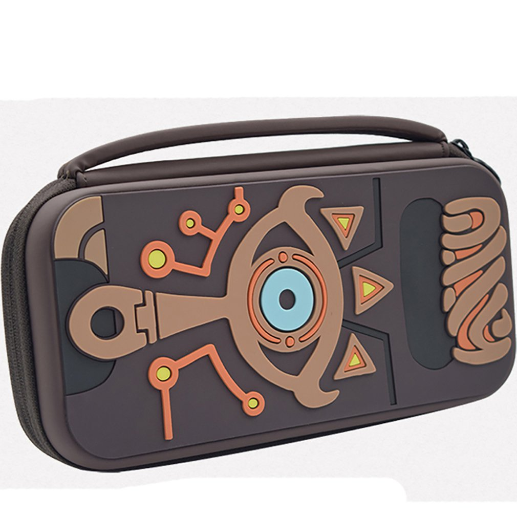 Carry Case Accessories Storage Bag for Nintendos Switch Portable Travel Case for Nitendo Switch Console