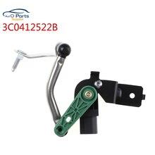 3C0412522B Front Right Headlight Level Sensor For V W GOLF Tiguan AUDI Q3 CC Eos 3C0 412 522B / 3C0 412 522 B