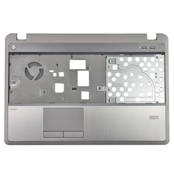 Original NEW For HP ProBook 4540S 4545S Laptop Plamrest Upper Case Silver 683506-001 683507-001 цена 2017