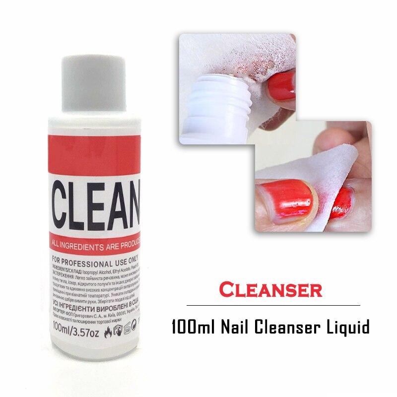 100ml Nail Cleanser Liquid…