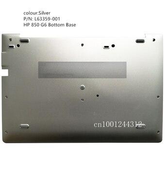 New Original For HP Elitebook 850 G6 Lower Bottom Base Case Cover Silver L63359-001