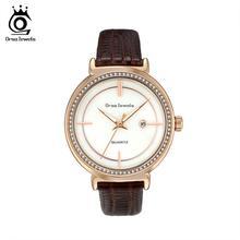 ORSA JEWELS Watch Business Wristwatches Brand Famous Quartz