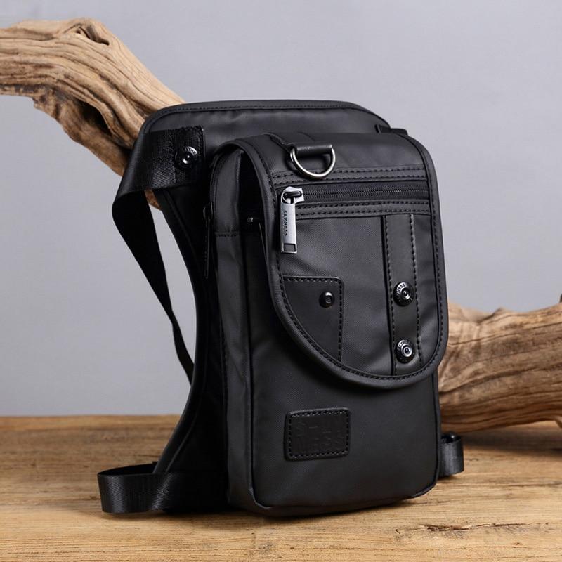 Men's Outdoor Climbing Bag Large Capacity Chest Bag Diagonal Package Hiking Athletic Travel Crossbody Bag