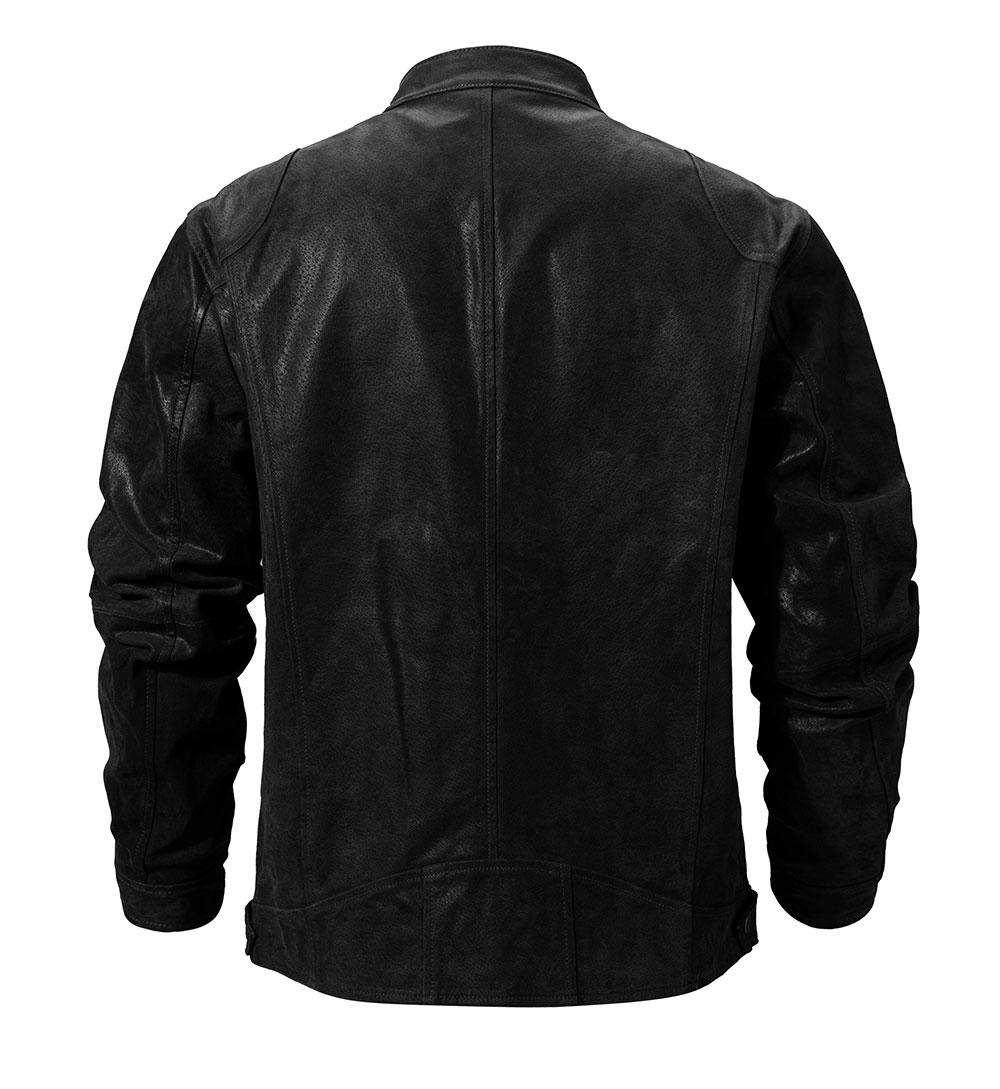 H27f956b8e55e45b39499075547bb02b4u Men's Pigskin Real Leather Jacket Motorcycle Jacket Coat Men